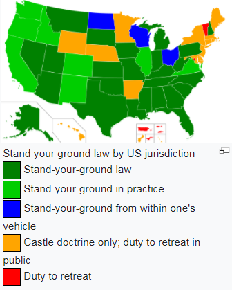 What Stand-Your-Ground Law Will Not Do...