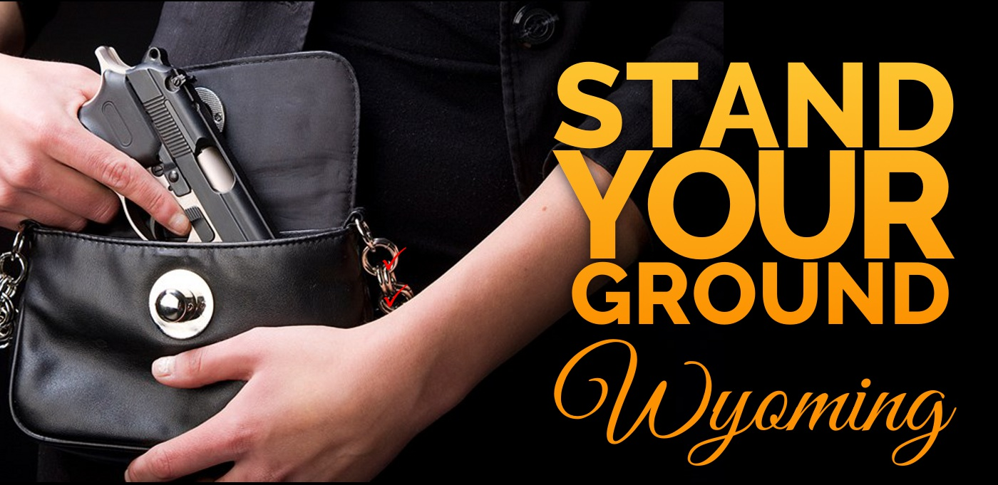 Final Draft of Stand-Your-Ground Law for Wyoming