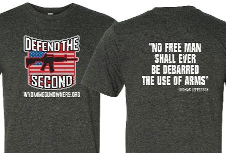 Stand With Us and Pick Up Free Second Amendment Gear!