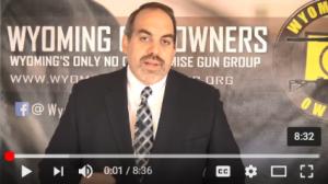 Video Update on 'Red Flag Gun Seizure' Legislation -- TAKE ACTION!