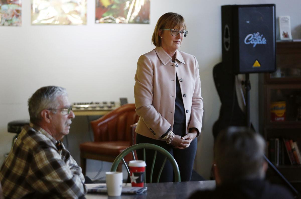 Mary Throne Vows to Crush Pro-Gun Legislation!