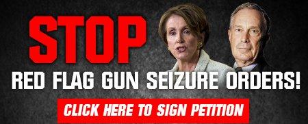 Red Flag Gun Seizures!